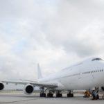 AMAC Aerospace начал работы на очередном Boeing BBJ747-8