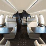 VistaJet готовится к эксплуатации Global 7500