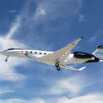 Состоялся первый полет Gulfstream G700
